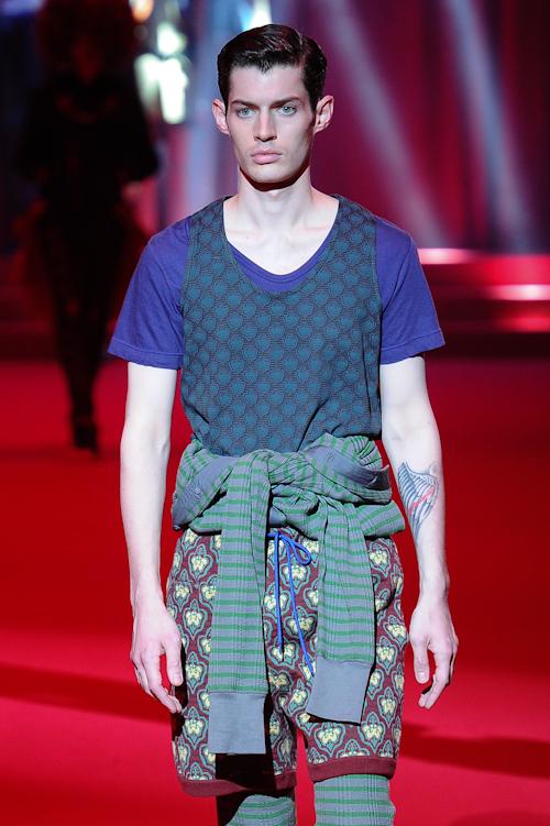 SS13 Tokyo FACETASM010_Wilson Steve(Fashion Press)