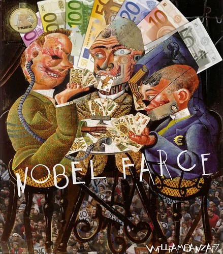 NOBEL FARCE 4 by Colonel Flick