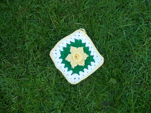 Sue F.Your Daffodil Square has arrived. Thank you!
