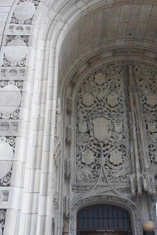 Tribune Arch