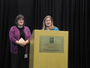 Kristin Fontichiaro and Barbara Jansen by Sara Kelly Johns