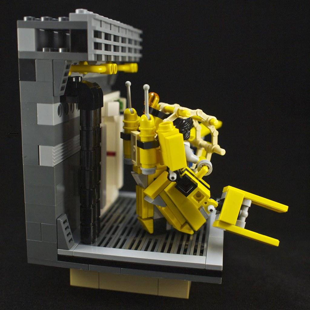 Lego Power Loader - 2