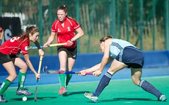 Investec Women's Hockey League - Reading v Canterbury