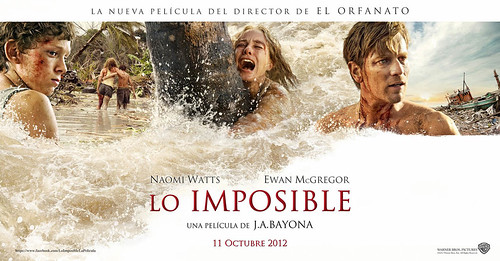 OPINION Pelicula LO IMPOSIBLE by LaVisitaComunicacion