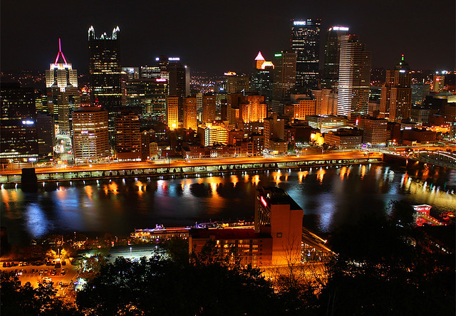 The Steel City That Never Sleeps