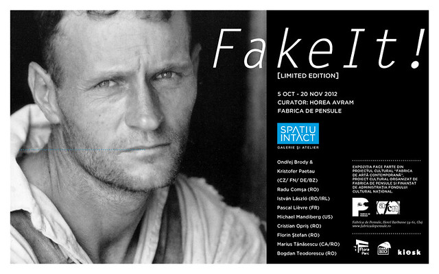 Fake It! (Limited Edition) at Fabrica de Pensule