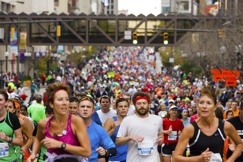 Columbus Marathon - Oct. 21