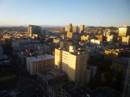 View from the SF Hilton, October 2012 2 by suzipaw