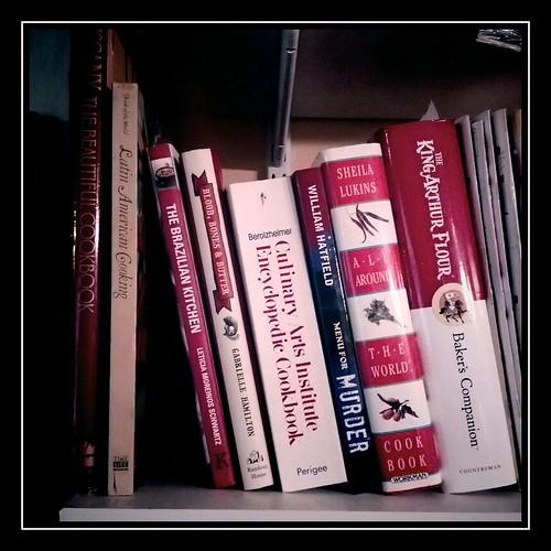 Wait; wrong shelf!