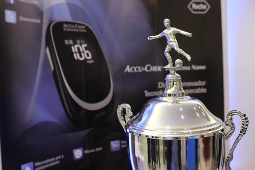 Lanzamiento Copa Accu-Chek 2012