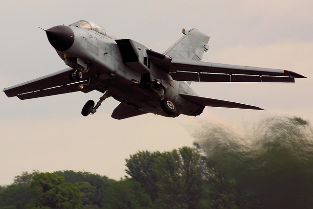 Tornado - RIAT 2011 - Explored