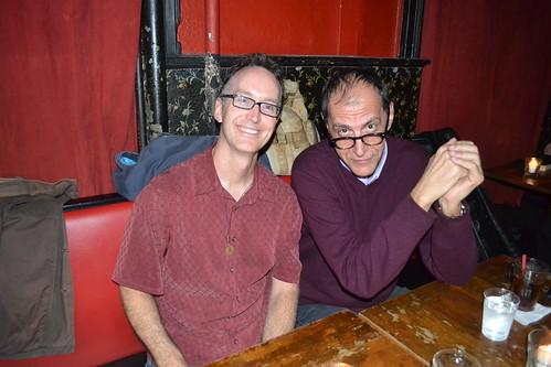 S.G. Browne & John Kessel