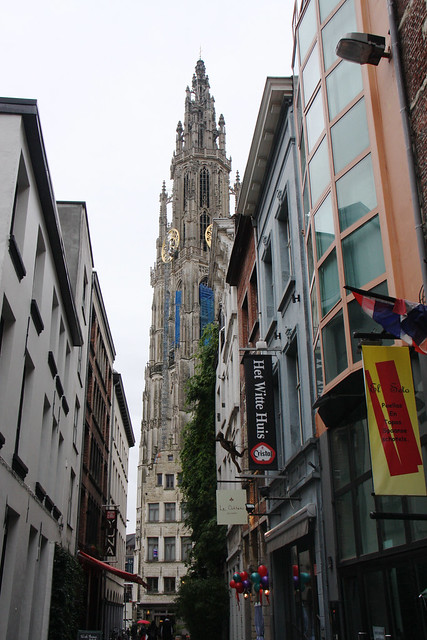 Antwerp Architecture