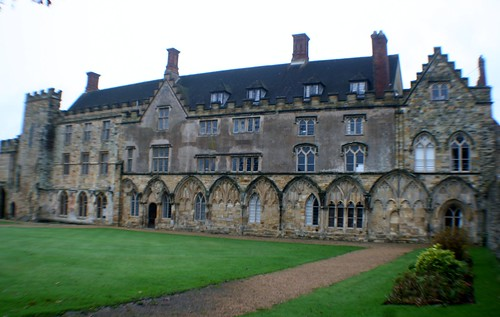 Cloister and West Range, Battle Abbey