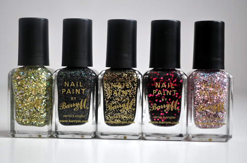 barry m nail polishes 4