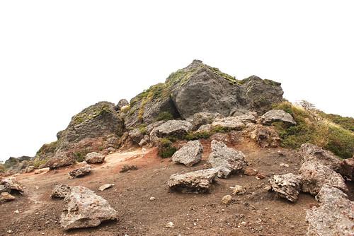 安達太良山の乳首
