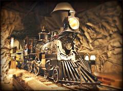 Gov. Stanford - No.1 @ California State Railroad Museum