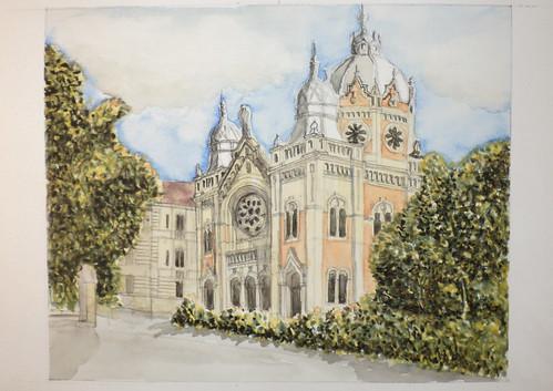 Fabric Synagogue