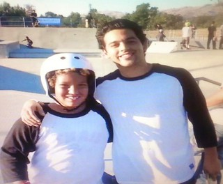 Paul Rodriguez III, aka P-Rod, a Child's Skateboarding Hero_1