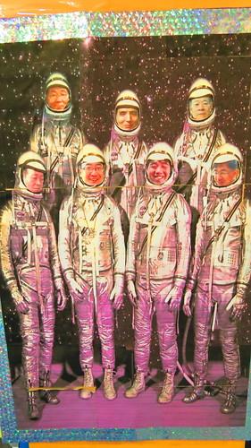 Head astronaut