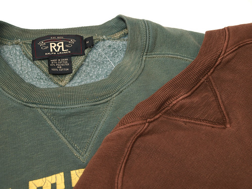 RRL / Fleece Sweatshirts