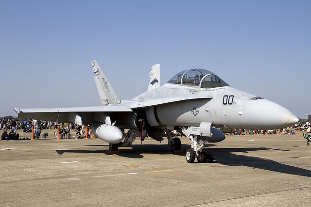 USMC F/A-18D