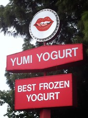 The Great Yumi Sign