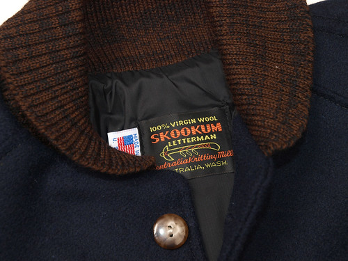 Skookum / Mix Rib Award Jacket