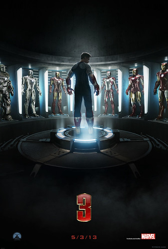 121023(3) - 3D立體電影《IRON MAN 3》(鋼鐵人3)推出正式預告片與11張劇照、台灣2013/4/24搶先上映! (1/2)