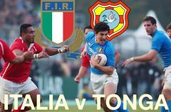 biglietti italia-Tonga