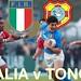 biglietti Italia v Tonga