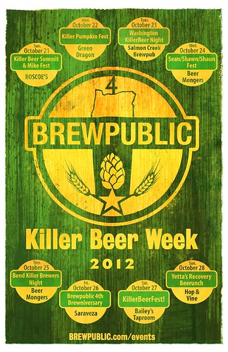 Killer Beer Fest 2012 @ Bailey's Taproom