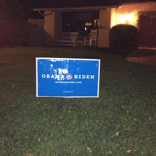 I got mail #Obama2012