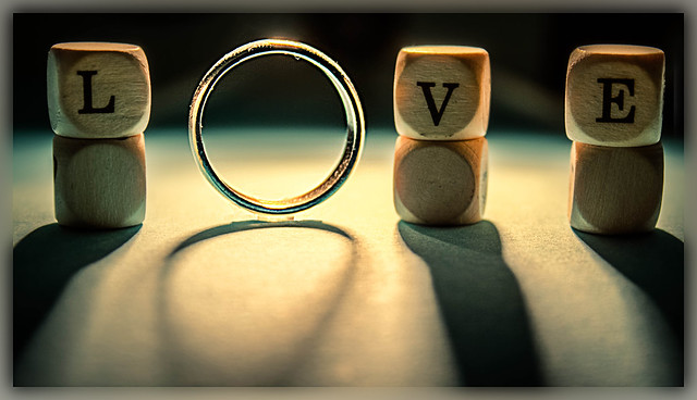 Love and Marriage 298/366 from Flickr via Wylio