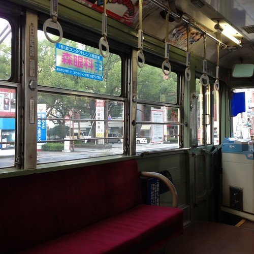 土佐電鉄の路面電車でお出掛け by haruhiko_iyota