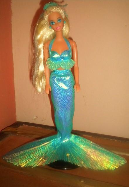 Flickriver - Barbie barbie sirene ...