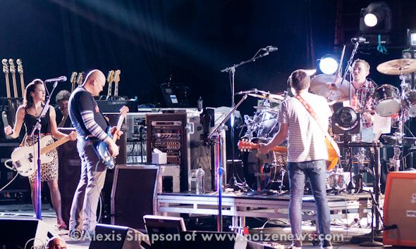 The Smashing Pumpkins in Detroit!