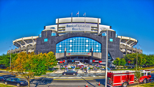 carolina panthers stadium by DigiDreamGrafix.com