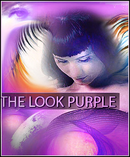 Award purple