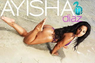 Ayisha Diaz Sexy Beast of the week