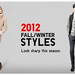 UNIQLO USA - 2012 fall/winter