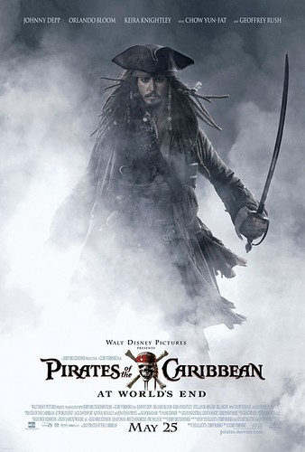 加勒比海盗3:世界的尽头 Pirates of the Caribbean: At World's End(2007)