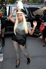 NICKI MINAJ VAVA VOOM VIDEO . pink friday reloaded