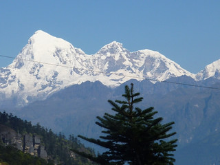 Mt Jhomilari