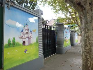 Kindergarten, Shanghai