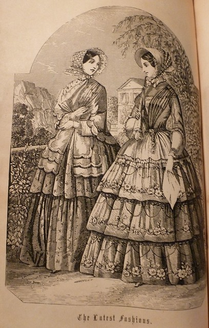 Godey's Lady's Book, April 1853 1