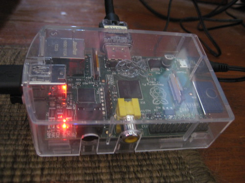 Raspberry Pi - it's all you need
