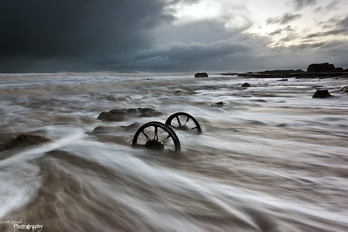 A Grim Morning by Dave Brightwell