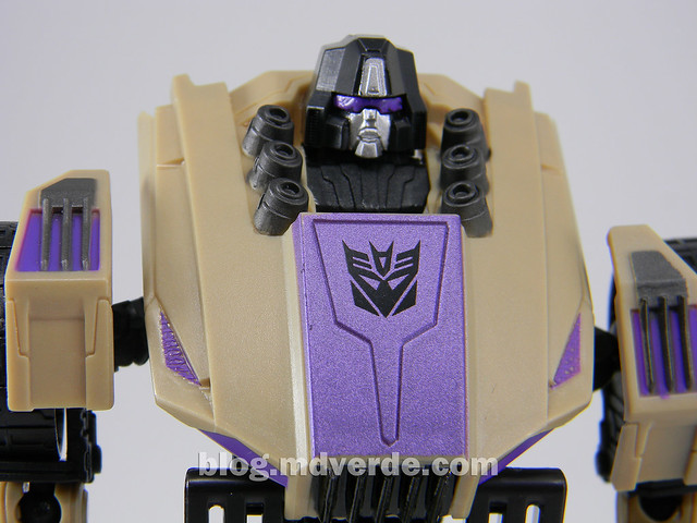 Transformers Swindle Generations Fall of Cybertron - SDCC Exclusive - modo robot