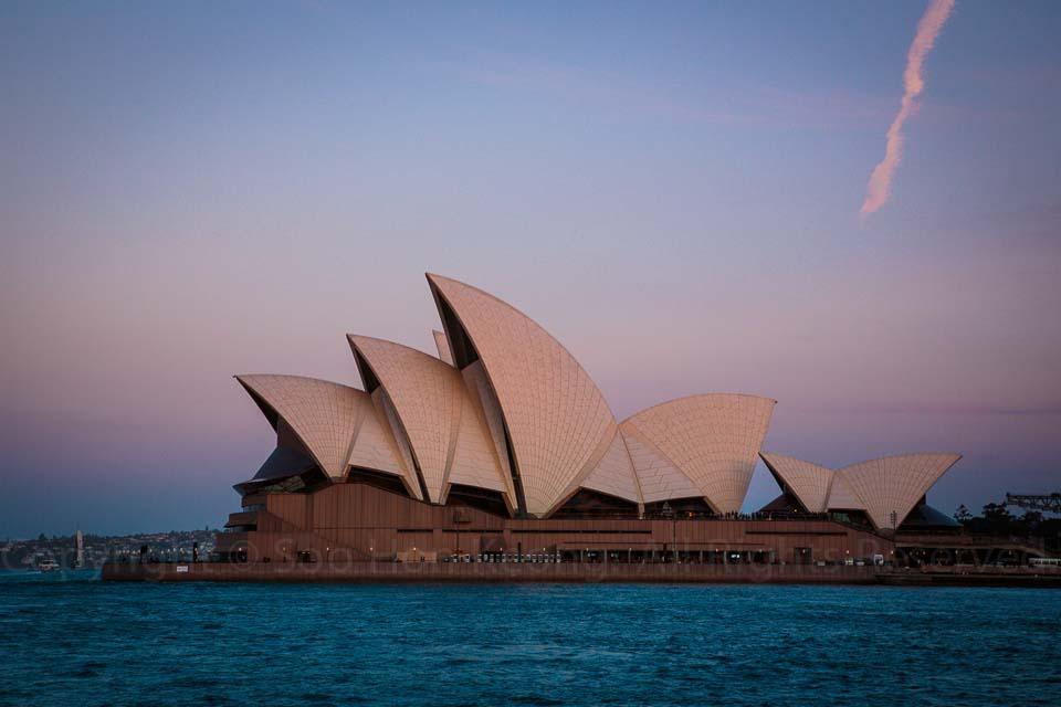 Sydney Opera @ Sydney, Australia